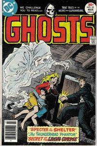 Cover Thumbnail for Ghosts (DC, 1971 series) #52