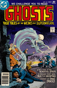 Cover Thumbnail for Ghosts (DC, 1971 series) #55