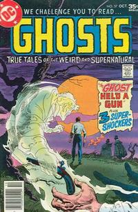 Cover Thumbnail for Ghosts (DC, 1971 series) #57