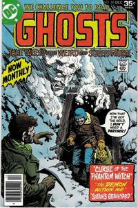 Cover Thumbnail for Ghosts (DC, 1971 series) #59