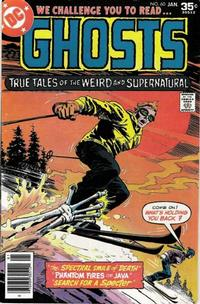 Cover Thumbnail for Ghosts (DC, 1971 series) #60