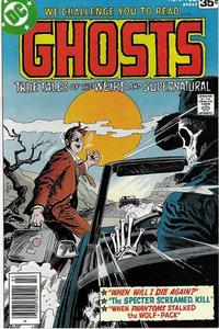 Cover Thumbnail for Ghosts (DC, 1971 series) #61