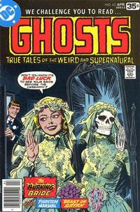 Cover Thumbnail for Ghosts (DC, 1971 series) #63
