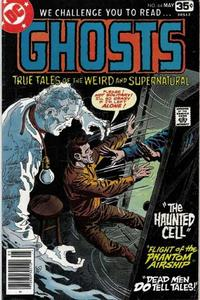 Cover Thumbnail for Ghosts (DC, 1971 series) #64