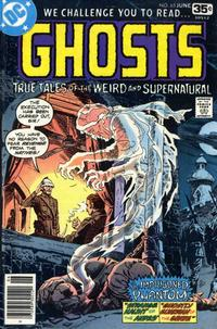 Cover Thumbnail for Ghosts (DC, 1971 series) #65