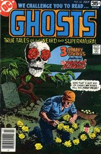 Cover Thumbnail for Ghosts (DC, 1971 series) #66