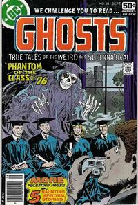 Cover Thumbnail for Ghosts (DC, 1971 series) #68