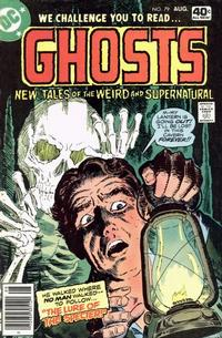 Cover Thumbnail for Ghosts (DC, 1971 series) #79