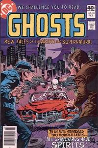 Cover Thumbnail for Ghosts (DC, 1971 series) #85