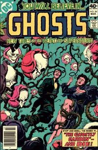 Cover Thumbnail for Ghosts (DC, 1971 series) #86