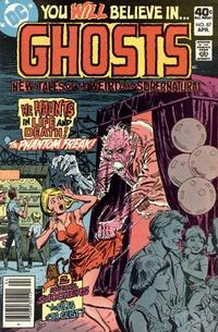 Cover Thumbnail for Ghosts (DC, 1971 series) #87