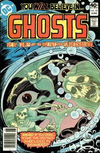 Cover Thumbnail for Ghosts (DC, 1971 series) #89