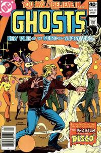 Cover Thumbnail for Ghosts (DC, 1971 series) #90