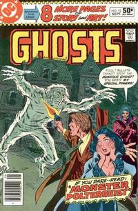 Cover Thumbnail for Ghosts (DC, 1971 series) #92