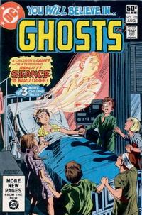 Cover Thumbnail for Ghosts (DC, 1971 series) #103 [Direct]
