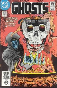Cover Thumbnail for Ghosts (DC, 1971 series) #109 [Direct]