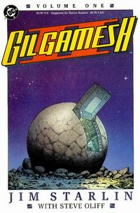 Cover Thumbnail for Gilgamesh II (DC, 1989 series) #1