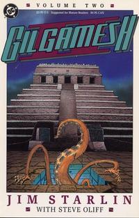 Cover Thumbnail for Gilgamesh II (DC, 1989 series) #2