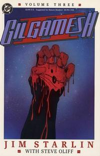 Cover Thumbnail for Gilgamesh II (DC, 1989 series) #3