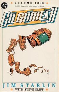 Cover Thumbnail for Gilgamesh II (DC, 1989 series) #4