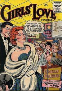 Cover Thumbnail for Girls' Love Stories (DC, 1949 series) #44