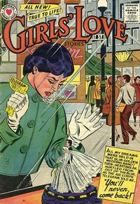 Cover Thumbnail for Girls' Love Stories (DC, 1949 series) #46
