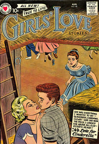 Cover Thumbnail for Girls' Love Stories (DC, 1949 series) #48