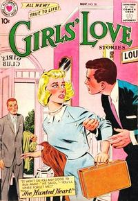 Cover Thumbnail for Girls' Love Stories (DC, 1949 series) #58