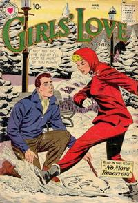 Cover Thumbnail for Girls' Love Stories (DC, 1949 series) #61