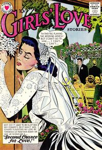 Cover Thumbnail for Girls' Love Stories (DC, 1949 series) #62