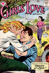 Cover Thumbnail for Girls' Love Stories (DC, 1949 series) #64