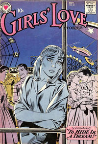 Cover Thumbnail for Girls' Love Stories (DC, 1949 series) #66