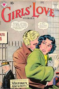 Cover Thumbnail for Girls' Love Stories (DC, 1949 series) #69