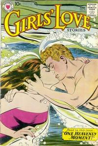 Cover Thumbnail for Girls' Love Stories (DC, 1949 series) #71