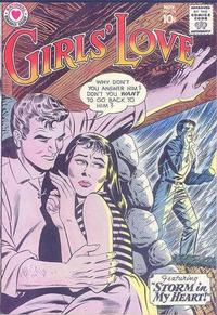 Cover Thumbnail for Girls' Love Stories (DC, 1949 series) #74