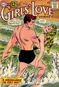 Cover Thumbnail for Girls' Love Stories (DC, 1949 series) #88