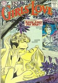 Cover Thumbnail for Girls' Love Stories (DC, 1949 series) #91