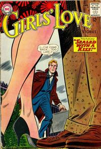 Cover Thumbnail for Girls' Love Stories (DC, 1949 series) #92