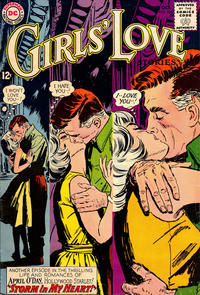 Cover Thumbnail for Girls' Love Stories (DC, 1949 series) #106