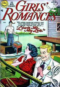 Cover Thumbnail for Girls' Romances (DC, 1950 series) #10