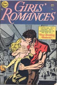 Cover Thumbnail for Girls' Romances (DC, 1950 series) #13
