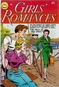 Cover Thumbnail for Girls' Romances (DC, 1950 series) #21