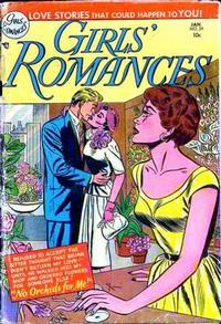 Cover Thumbnail for Girls' Romances (DC, 1950 series) #24