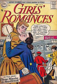 Cover Thumbnail for Girls' Romances (DC, 1950 series) #42