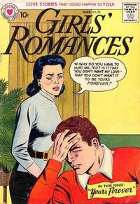 Cover Thumbnail for Girls' Romances (DC, 1950 series) #50
