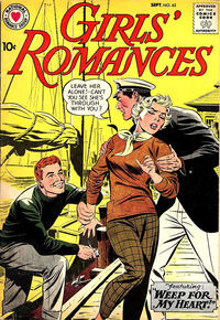 Cover Thumbnail for Girls' Romances (DC, 1950 series) #62