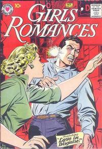 Cover Thumbnail for Girls' Romances (DC, 1950 series) #63