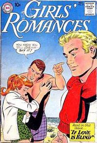 Cover Thumbnail for Girls' Romances (DC, 1950 series) #71