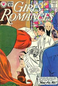 Cover Thumbnail for Girls' Romances (DC, 1950 series) #77