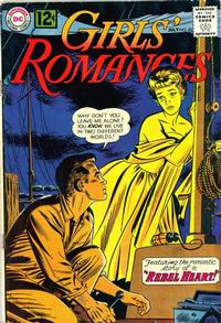 Cover Thumbnail for Girls' Romances (DC, 1950 series) #85
